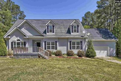 Blythewood Single Family Home For Sale: 9923 Wilson