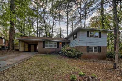 Challedon Single Family Home For Sale: 227 Vincenne