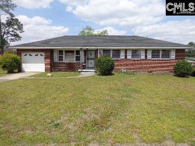 Columbia Single Family Home For Sale: 913 Cokesbury