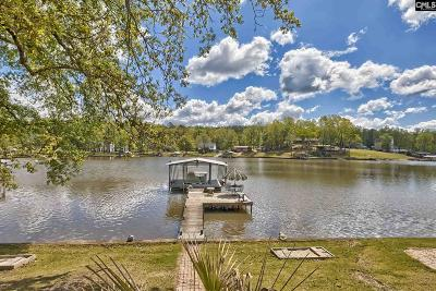 Wateree Hills, Lake Wateree, wateree keys, wateree estate, lake wateree - the woods Single Family Home For Sale: 2480 Cottage