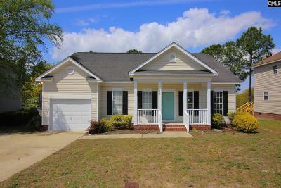 Columbia SC Single Family Home For Sale: $134,000