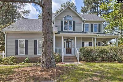 Lexington Single Family Home For Sale: 201 Pisgah