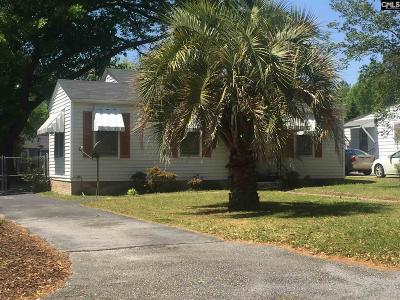 Rosewood Single Family Home For Sale: 505 Hemphill