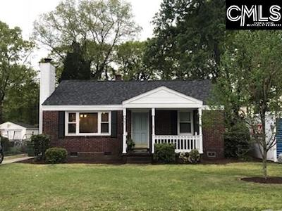 Cayce Single Family Home For Sale: 907 Oakland