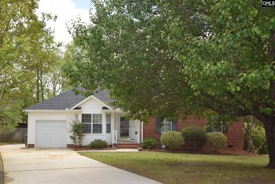Irmo Single Family Home For Sale: 24 Northstone