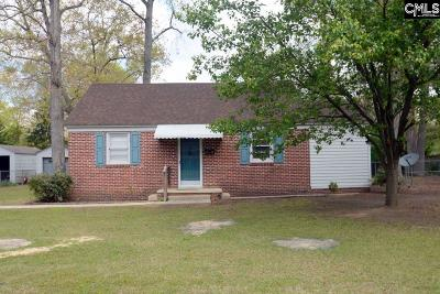 Newberry Single Family Home For Sale: 1113 Hillcrest