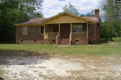 Camden Single Family Home For Sale: 1605 Shannon