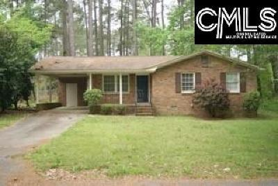 Lexington County, Richland County Single Family Home For Sale: 1704 Haviland