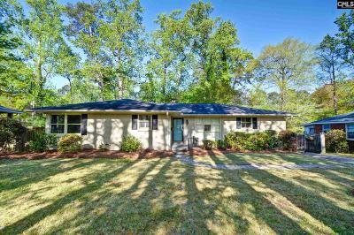 Columbia SC Single Family Home For Sale: $260,000