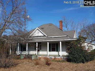 Bishopville Single Family Home For Sale: 1593 Elliott
