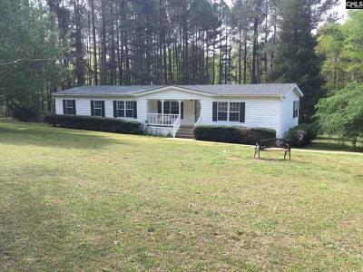Camden Single Family Home For Sale: 2159 Bishopville