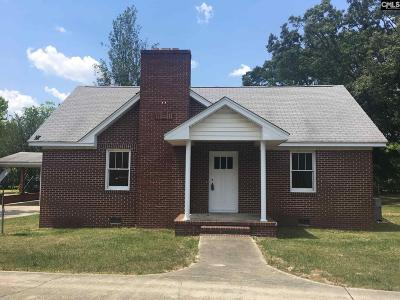 Monetta Single Family Home For Sale: 5711 Columbia Hwy N
