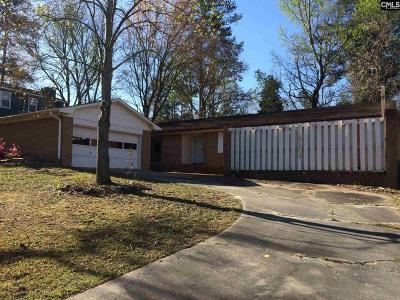 Lexington County Single Family Home For Sale: 219 Rama