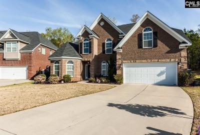 Irmo Single Family Home For Sale: 570 Crawfish