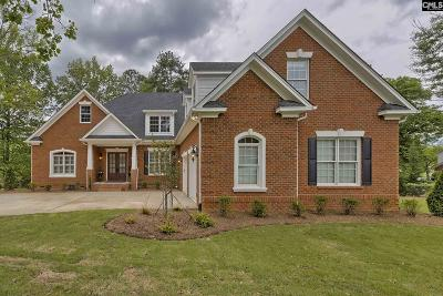 Lexington County Single Family Home For Sale: 321 Country Lake