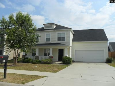 Lexington Single Family Home For Sale: 134 Spring Frost #LOT 111