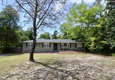 Columbia Single Family Home For Sale: 6329 Pinehill