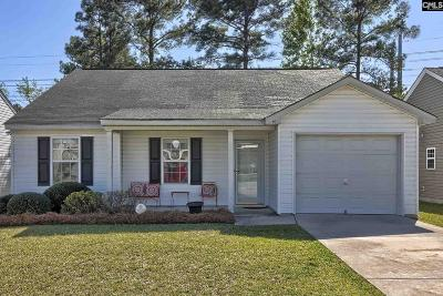 Blythewood Single Family Home For Sale: 125 Weeping Willow