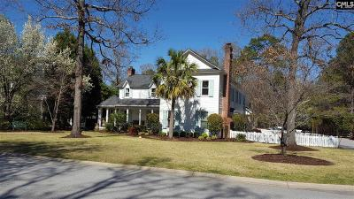 Columbia Single Family Home For Sale: 6017 Moss Springs