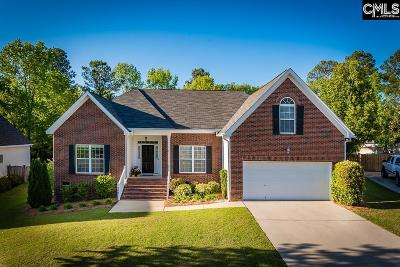 West Columbia Single Family Home For Sale: 1029 Riverstone
