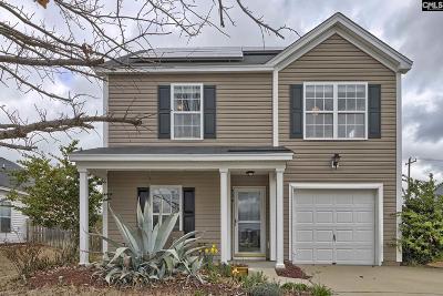 Single Family Home For Sale: 316 Richmond Farm