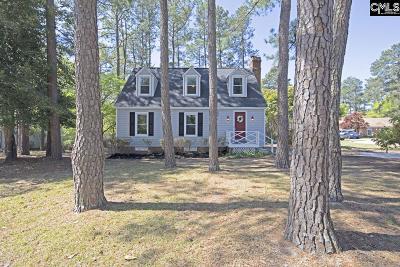 Lexington Single Family Home For Sale: 109 New Market