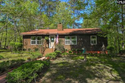 Blythewood Single Family Home For Sale: 309 Mount Valley
