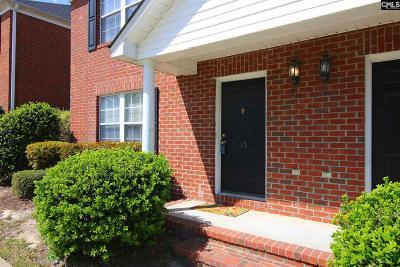 Lexington County, Richland County Townhouse For Sale: 15 Trentridge