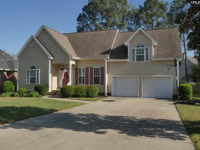 Blythewood Single Family Home For Sale: 9 Cupola