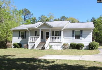 Columbia SC Single Family Home For Sale: $99,900