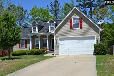 Columbia Single Family Home For Sale: 299 Vermillion