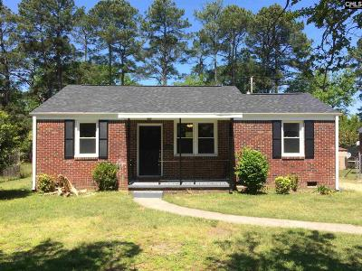 Cayce Single Family Home For Sale: 1314 Pine