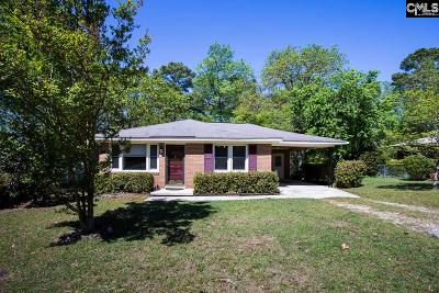West Columbia Single Family Home For Sale: 1106 Price