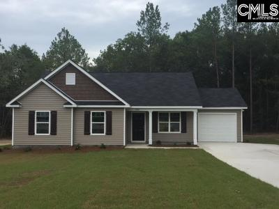Kershaw County Single Family Home For Sale: 658 Watts Hill #C