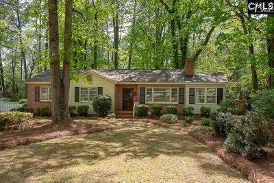 Columbia Single Family Home For Sale: 4553 Fernwood