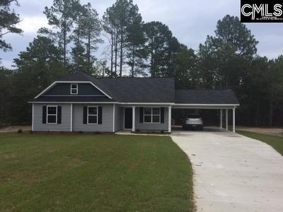 Kershaw County Single Family Home For Sale: 652 Watts Hill #B