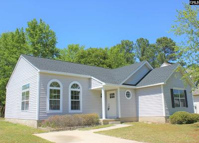 West Columbia Single Family Home For Sale: 57 Cherry Grove