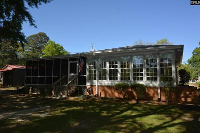 Lexington County, Newberry County, Richland County, Saluda County Single Family Home For Sale: 207 Holiday Acre