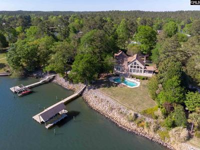 Wateree Hills, Lake Wateree, wateree keys, wateree estate, lake wateree - the woods Single Family Home For Sale: 2171 Mallard