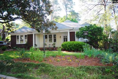 Columbia SC Single Family Home For Sale: $415,000