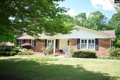 Kershaw County Single Family Home For Sale: 1241 Surrey