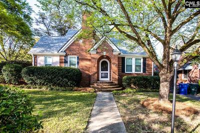 Earlewood Single Family Home For Sale: 3201 Lincoln