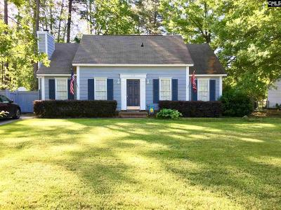 Irmo SC Single Family Home For Sale: $105,900