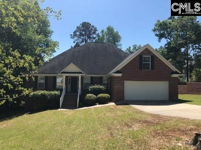 Columbia Single Family Home For Sale: 277 King Charles