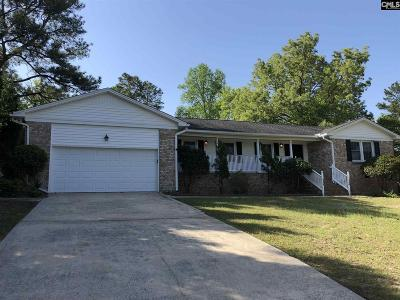 Columbia SC Single Family Home For Sale: $164,900