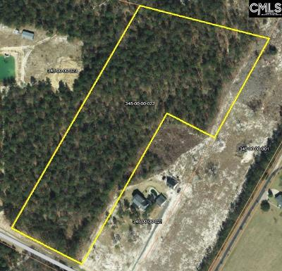 Kershaw County Residential Lots & Land For Sale: 1412 Springhill