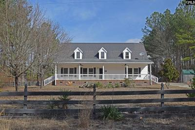 Kershaw County Single Family Home For Sale: 1390 Springhill