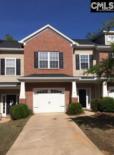 Lexington Townhouse For Sale: 372 Saluda Springs