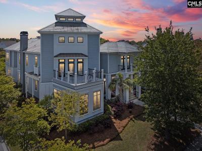 Charleston Single Family Home For Sale: 639 Island Park