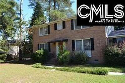 Columbia Single Family Home For Sale: 9574 Windsor Lake